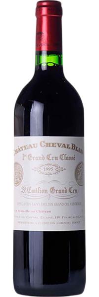 1995 Chateau Cheval Blanc Saint-Emilion Grand Cru фото