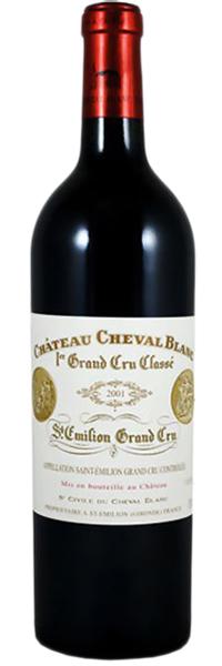 2001 Chateau Cheval Blanc Saint-Emilion Grand Cru AOC фото