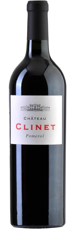 2010 Chateau Clinet Pomerol фото