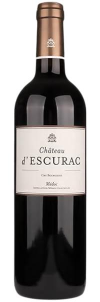 2010 Chateau d'Escurac Medoc Bordeaux фото