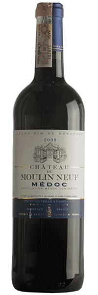2014 Chateau du Moulin Neuf Medoc фото