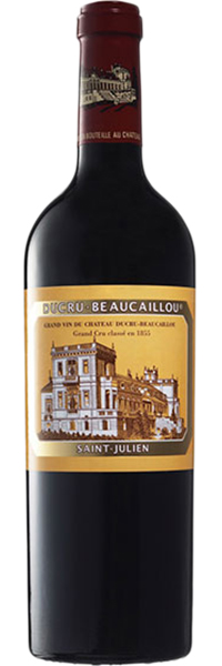 1982 Chateau Ducru-Beaucaillou St.-Julien фото