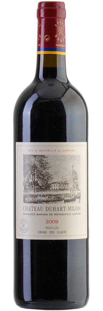 1989 Chateau Duhart-Milon Pauillac фото