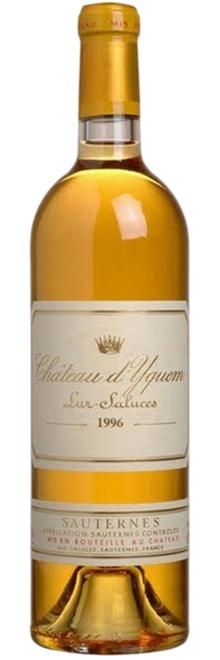 1996 Chateau d'Yquem Sauternes фото