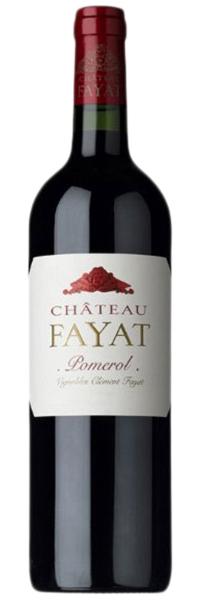 2012 Chateau Fayat Pomerol фото
