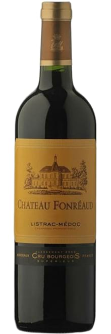 1997 Chateau Fonreaud Listrac-Medoc фото