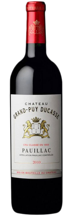 1986 Chateau Grand-Puy-Ducasse Pauillac фото