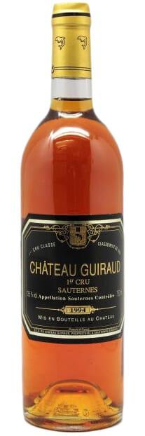1994 Chateau Guiraud Sauternes фото