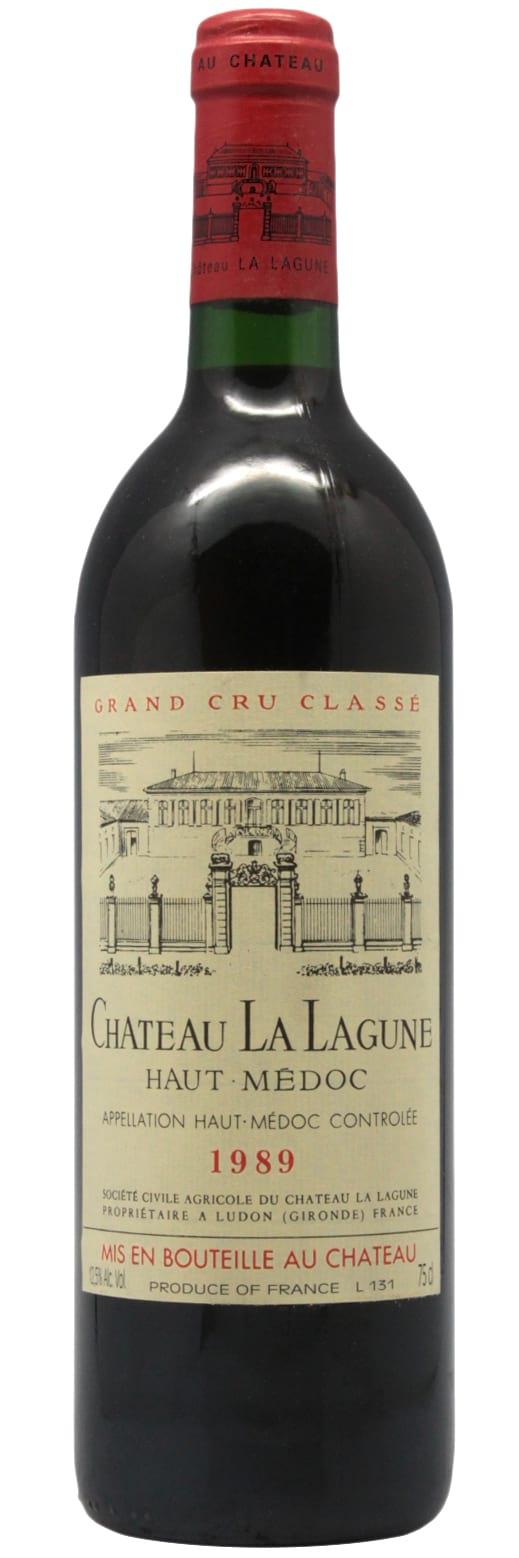 1989 Chateau La Lagune Haut-Medoc фото