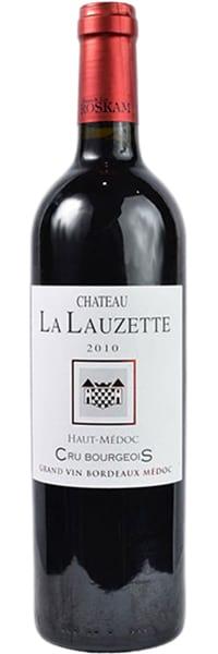 2010 Chateau la Lauzette Declerq Haut-Medoc фото