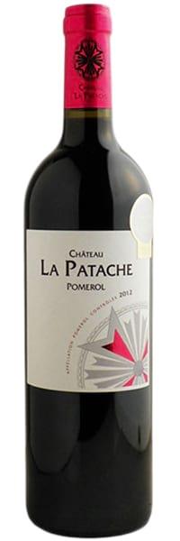 2012 Chateau La Patache Pomerol AOC фото