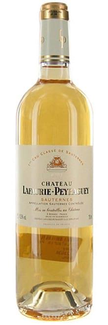 2006 Chateau Lafaurie-Peyraguey Sauternes фото
