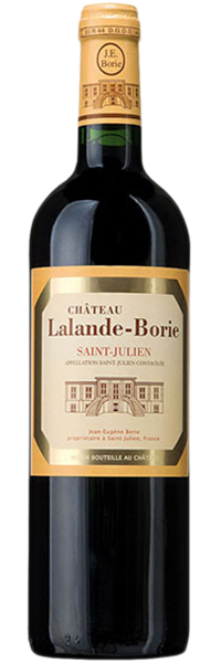 2013 Chateau Lalande-Borie St.-Julien AOC фото