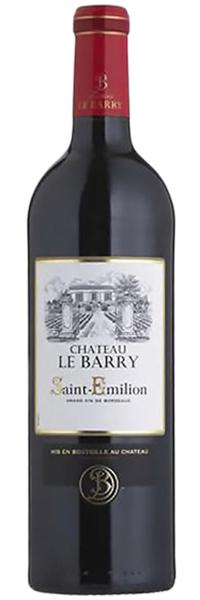 2015 Chateau Le Barry Saint-Emilion фото