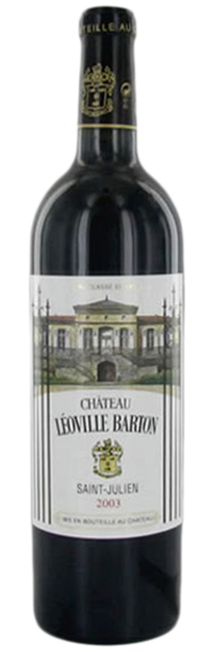 2003 Chateau Leoville Barton St.-Julien AOC фото