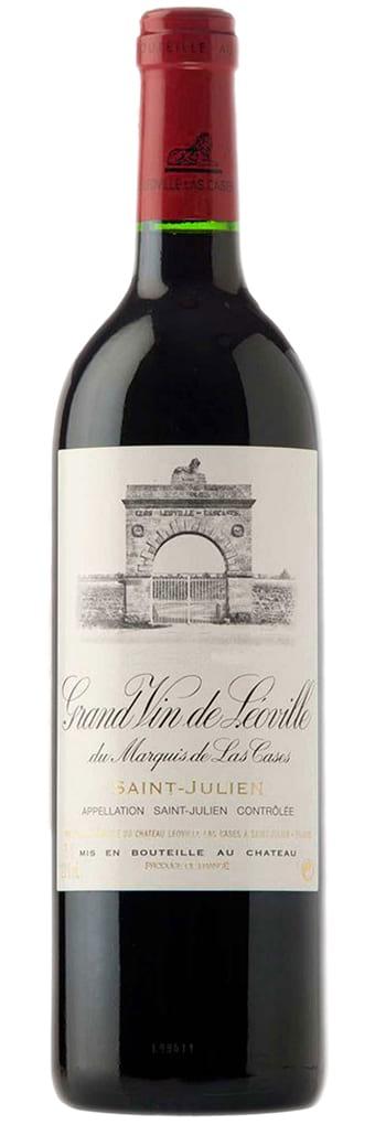 1996 Chateau Leoville Las Cases Grand Vin de Leoville Saint-Julien фото