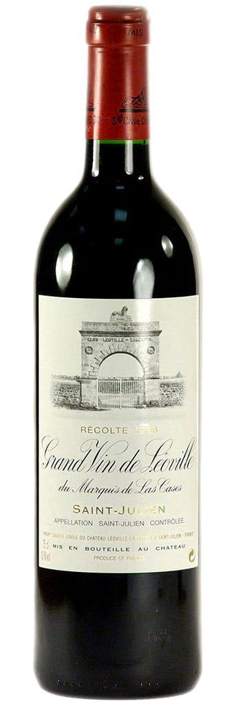 1997 Chateau Leoville Las Cases Grand Vin de Leoville Saint-Julien фото