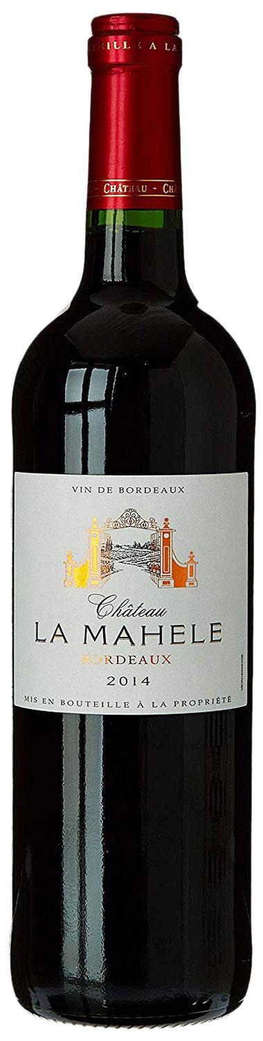 2014 Chateau La Mahele Bordeaux фото