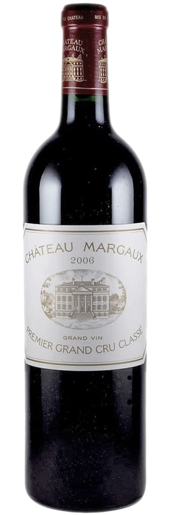 2006 Chateau Margaux AOC фото