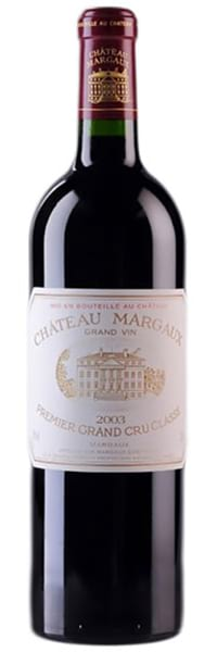 2003 Chateau Margaux AOC фото