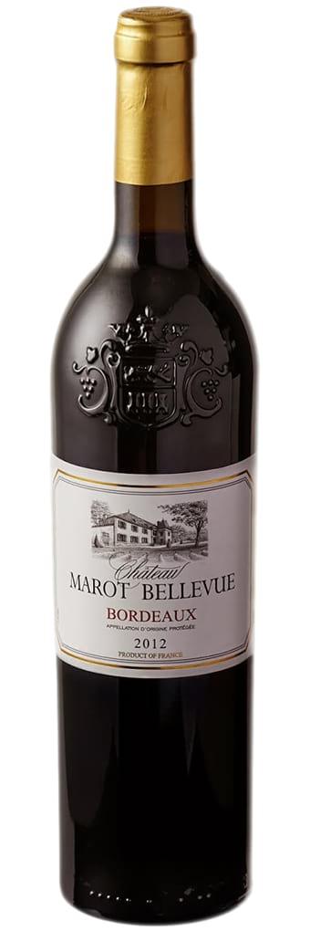 2014 Chateau Marot Bellevue Bordeaux фото