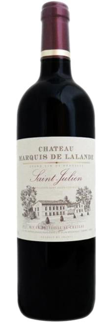 2007 Chateau Marquis De Lalande St.-Julien AOC фото