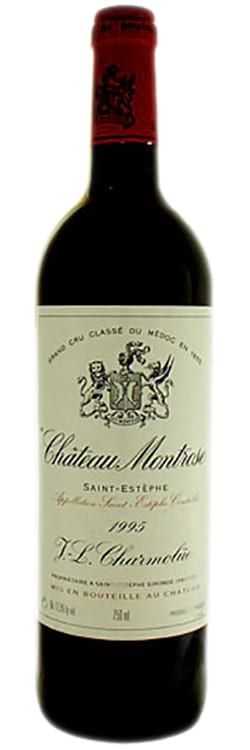 1995 Chateau Montrose Saint-Estephe фото