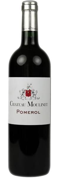 2004 Chateau Moulinet Pomerol AOC фото