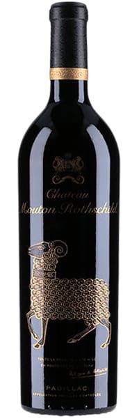 2000 Chateau Mouton Rothschild Pauillac AOC фото
