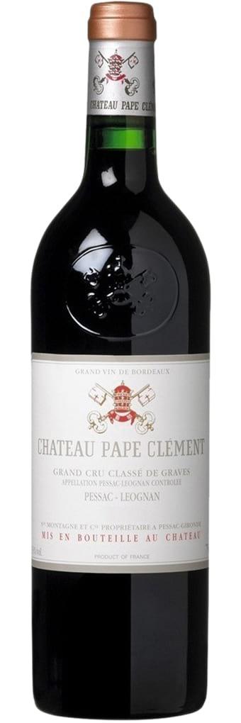 1976 Chateau Pape Clement Pessac-Leognan фото