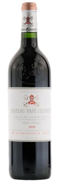 1995 Chateau Pape Clement Pessac-Leognan фото