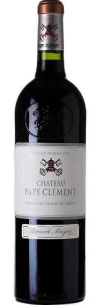 1961 Chateau Pape Clement Pessac-Leognan фото