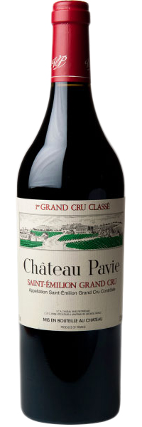 2001 Chateau Pavie Saint-Emilion Grand Cru фото