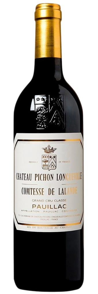 1990 Chateau Pichon Longueville Comtesse de Lalande Pauillac фото
