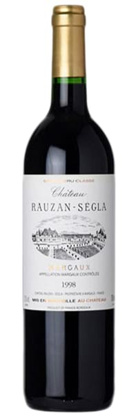 1998 Chateau Rauzan-Segla Margaux AOC 1.5 liter фото