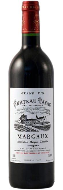 2006 Chateau Tayac Margaux AOC фото