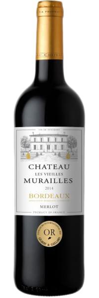 2016 Chateau Les Vieilles Murailles Bordeaux фото