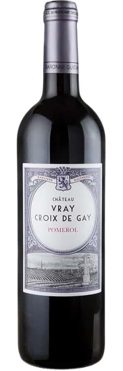 2015 Chateau Vray Croix De Gay Pomerol фото