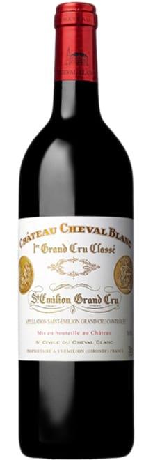 1986 Chateau Cheval Blanc Saint-Emilion Grand Cru фото