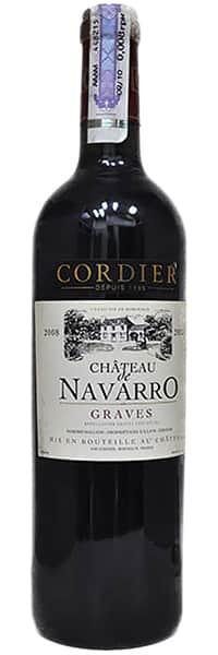 2006 Cordier Chateau De Navarro фото