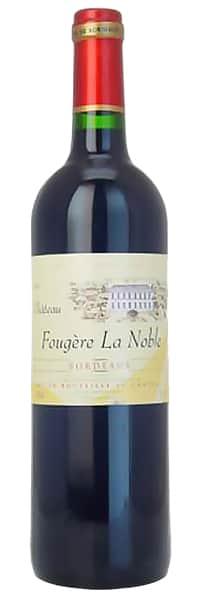 2007 Cordier Chateau Fougere La Noble фото