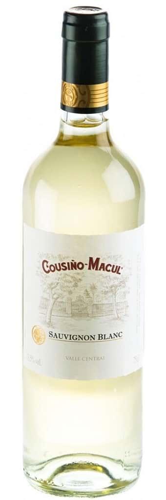 2011 Cousino-Macul Sauvignon Blanc фото