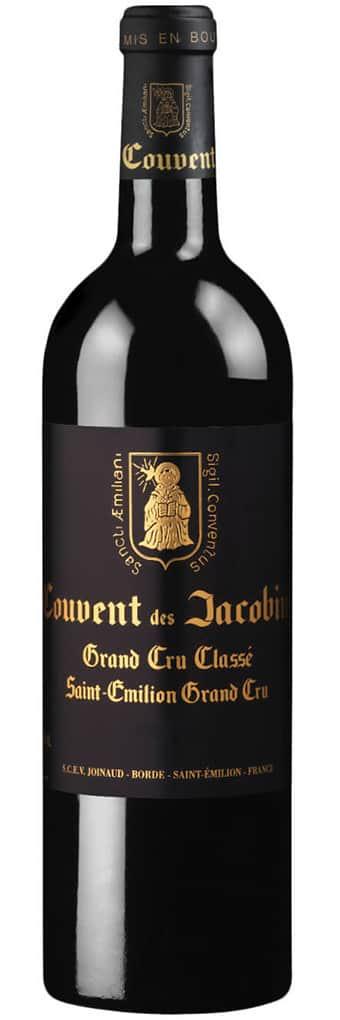 2004 Couvent des Jacobins Saint-Emilion Grand Cru фото