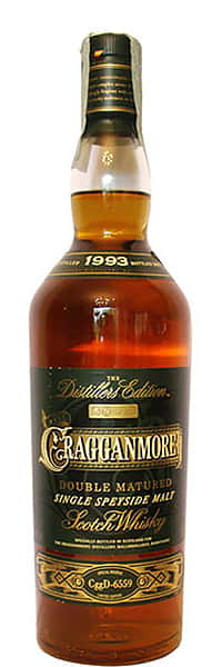 1993 Cragganmore Distillers Edition фото