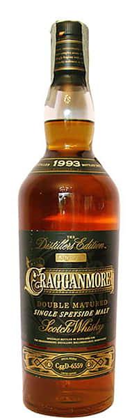 1993 Cragganmore Distillers Edition фото