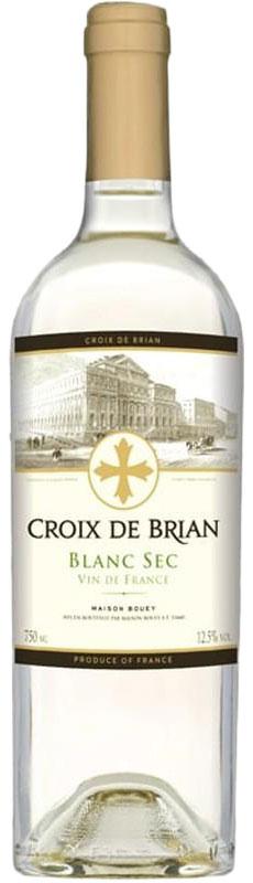 Croix de Brian Vin Blanc Sec фото