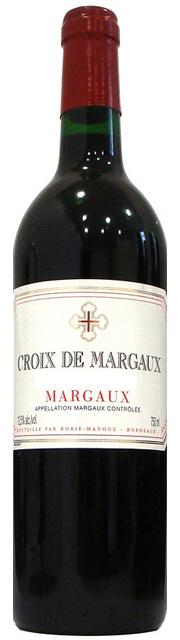 2007 Borie-Manoux «Croix De Margaux» Margaux фото