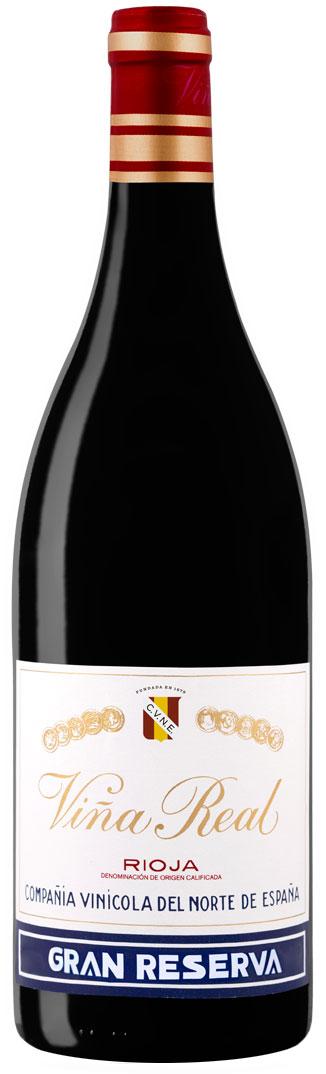 2006 CVNE Vina Real Gran Reserva Rioja фото
