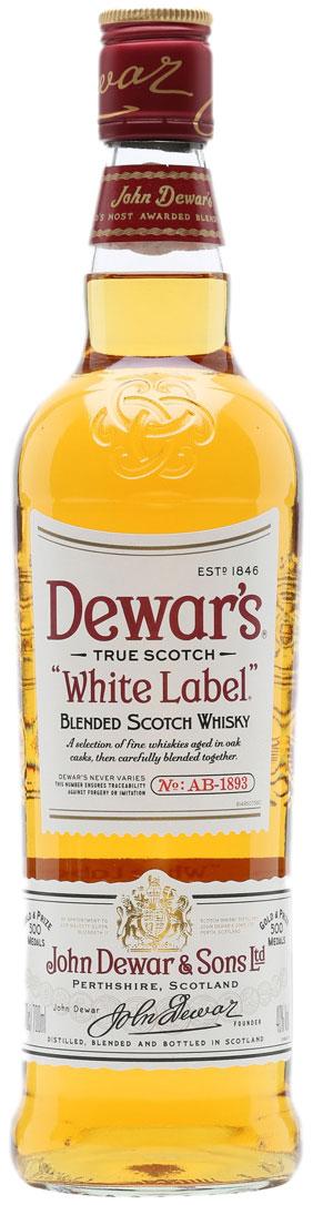 Dewar's White Label 3 Years Old фото