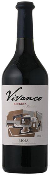 Vivanco Reserva, Rioja фото